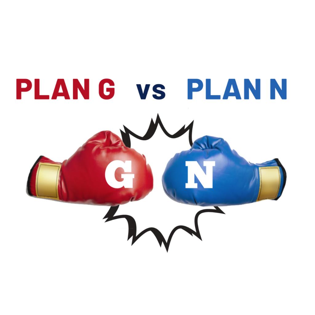 plan g vs plan n